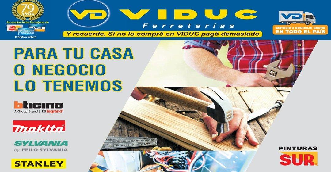 Catalogo de Ofertas VIDUC el salvador (Marzo 2017)