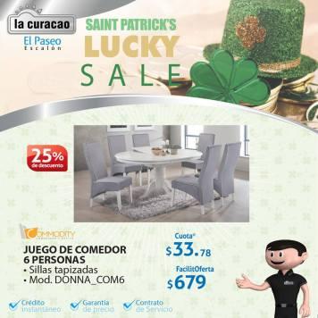 st pactrick deals on el salvador 2017