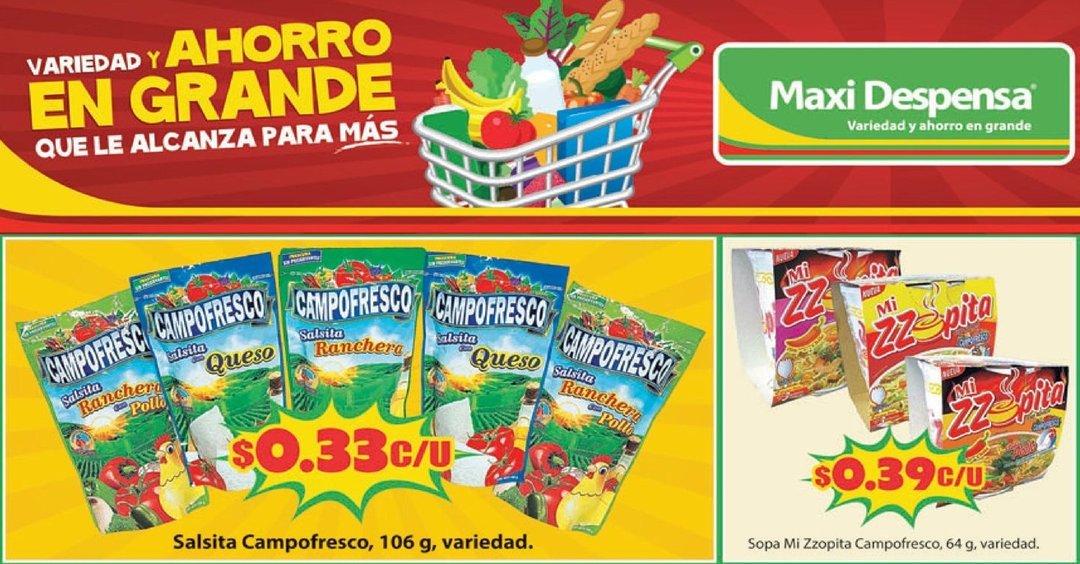 Ofertas de supermercado - Last FRIDAY for April - (28/abr/17)