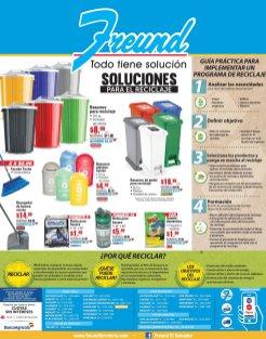 SOLUCIONES para reciclar en casa y en la oficina de forma facil