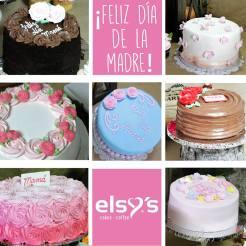 DULCES momento con pasteles ELSYS CAKE