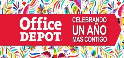aniversario office depot el salvador 2017