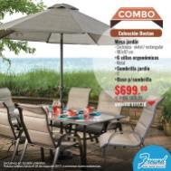 mesas de jardin lista para instalar en tu terraza mama