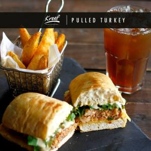 panini PULLED TURKEY sandwiches RESTURANTES delimarket