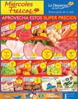 La Despensa SUPER precios de dia miercoles frescos - 14jun17