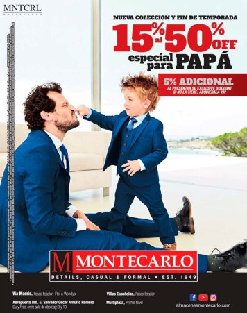 MONTECARLO Suits Details Casual Formal for gentlemans