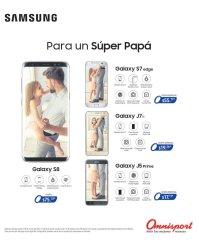OMNISPORT ofertas en celulares samsung galaxy