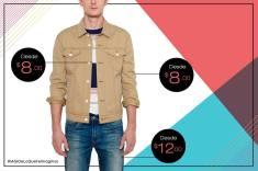 ofertas en ropa para caballeros variedades genesis