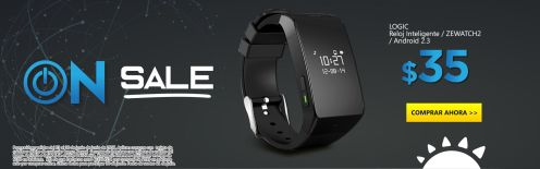 smart watch relojes super inteligentes ZEWATCH