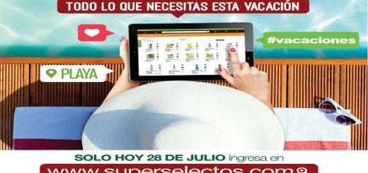 COMPRAS online en super selectos EL SALVADOR