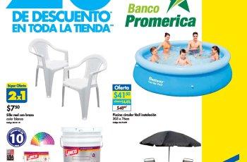EPA ofertas Fin de Semana DESCUENTOS 20 off gracias a banco promerica