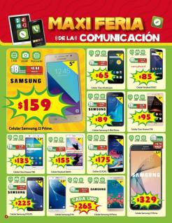 MAXI FERIA en telefonos y tablets