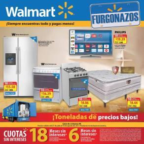 Toneladas de precios bajos en tus almacenes walmart sv agosto 2017