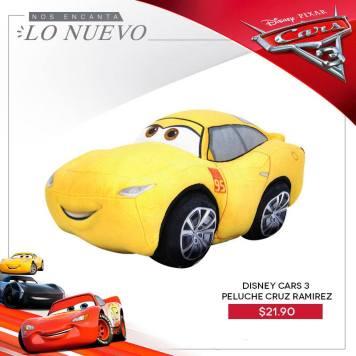 the movie CARS 3 disney cruz ramirez