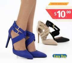 Chicas elegantes desde sus pies
