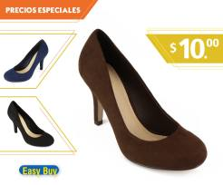 EASYBUY sv Precios especiales en tacones para dama