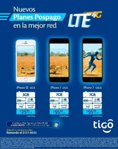 TIGO planes para comprar tu iphone nuevo