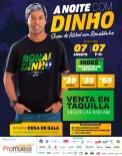 a noite com DINHO 2017