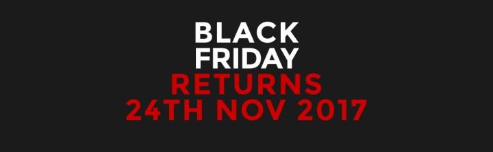 las ofertas black friday 2017 regresan