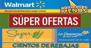 Productos en PROMO 2×1 supermercados
