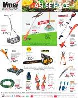 VIDRI descuentos en prodcutos y herramientas para jardineros
