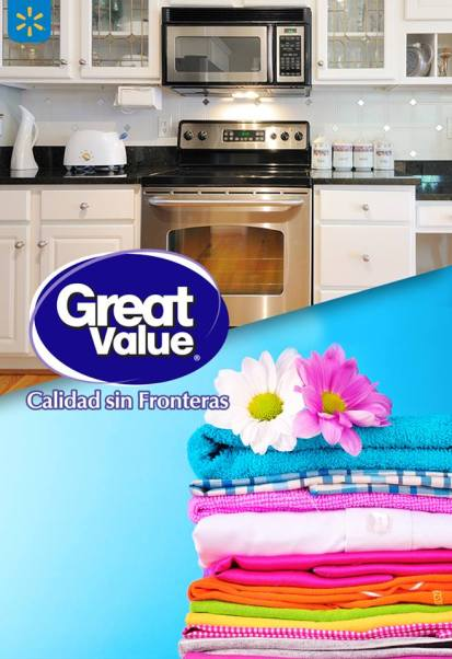 WALMART Conoce la coleccion de prodcutos GREAT VALUE