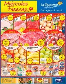 CALIDAD en frutas y verduras frescas el salvador