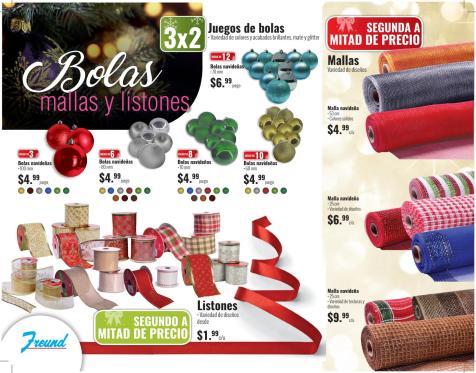 Ferreteria FREUND catalogo prodcutos de navidad 2017