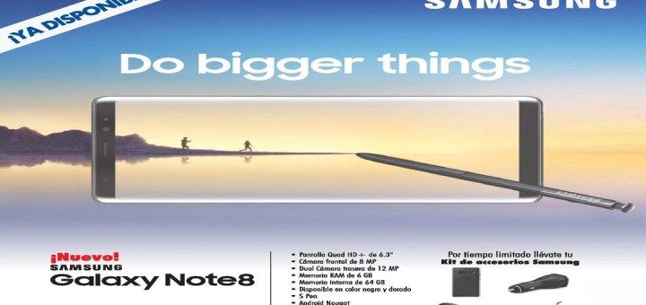 donde comprar Galaxy note8 de SAMSUNG