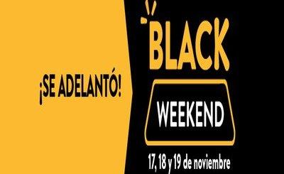 BLACK Weekend de walmart centro america y mexico
