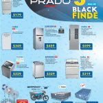 Black Friday 2017 Almacenes PRADO el salvador