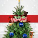 Canasta de navidad 2017 de walmart