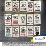 Compras Black Friday 2017 con tarjetas banco agricola