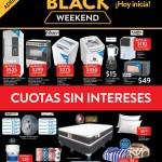 Cuotas sin intereses con las promociones black weekend 2017