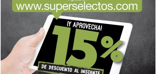 Descuentos Black Friday 2017 super selectos