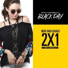 La mejores ofertas en ropa para damas black day 2-17