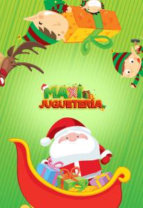 Maxi Despensa Catalogo de juguetes de navidad 2017