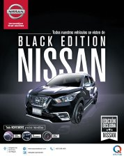 NISSAN Black friday edition 2017 modelo exclusivo KICKS