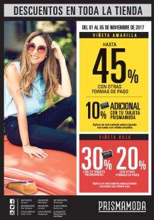 VIÑETAZO amarillo en tiendas prisma moda san salvador