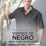 Viernes negro CUBAVERA hasta 60 off