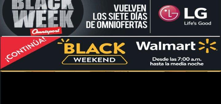 el mejor fin de semana con prcios negro 2017