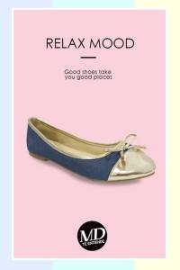 good shoes take you good place RELAX MODE