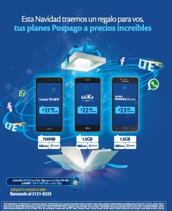 Planes pospago TIGO con precios increibles en navidad 2017