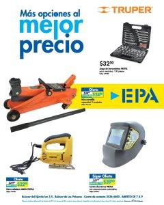 TRUPER tools great deals for holidays 2017 - EPA