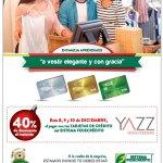 YAZZ tiendas de moda femenina