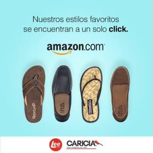 indutrias caricia en linea ventas via amazon