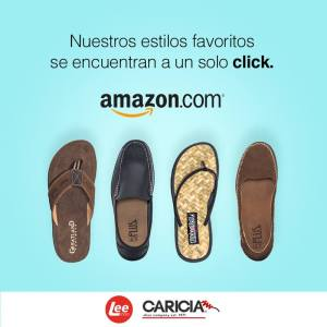 indutrias caricia en linea ventas via amazon