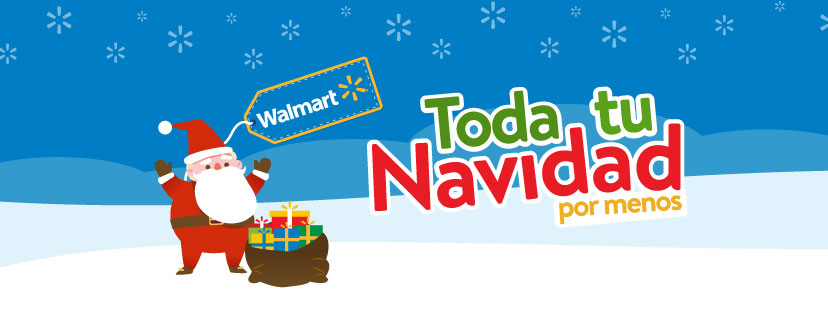 Catalogo WALMART para Navidad y Fin de Año 2017