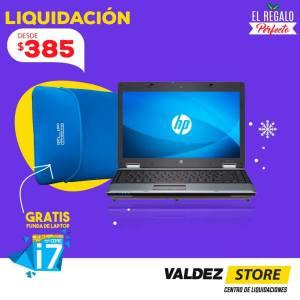 valdez store liquidacion de laptops hp core i7