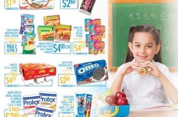 Comparte la lonchera saludable de regreso a clases 2018
